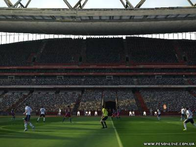 demo: Emirates Stadium