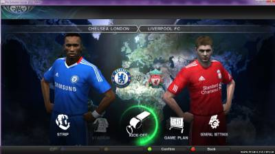 Demo: EPL mod + Brazil + 24 Teams Addon by we6wa6