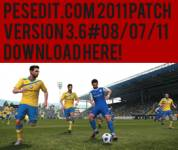 PESEdit 2011 Patch 3.6