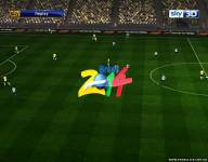 FIFA World Cup 2014 HD Reply Logo