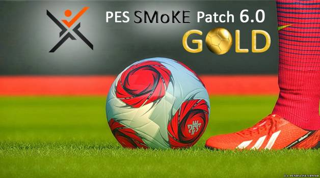 PES Smoke 2014 Patch Gold версия 6.0.1.1