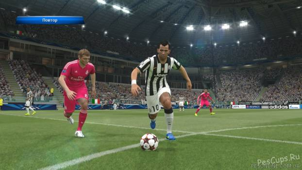 PES 2015 Ultra Graphics 5.0 от PESCups
