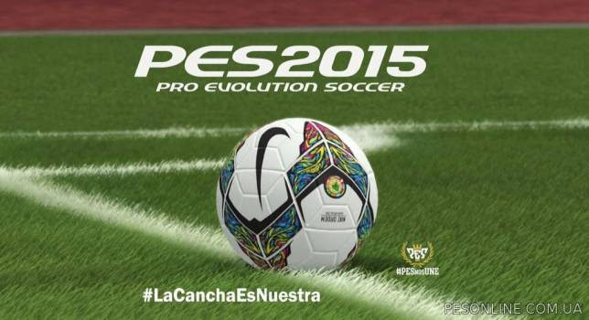 PES Nation Ultimate 2015 Patch 2.0