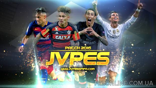 JVPES 2016 Patch 0.1