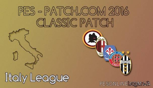 PES-Patch 2016 Classic Patch 0.3