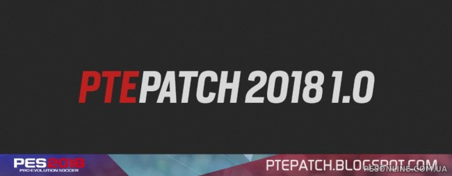 PTE 2018 Patch 1.0
