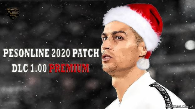 PESOnline 2020 Patch [PC] DLC 1.00 (Premium Content / Happy New Year)