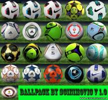 Ball Pack by Scinimovic v1.0