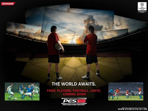 PES 2009 DEMO Gameplay and new skills (English version)