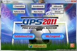 PES 2011 Ultimate Patch 2011 7.0 - Уже на сайте
