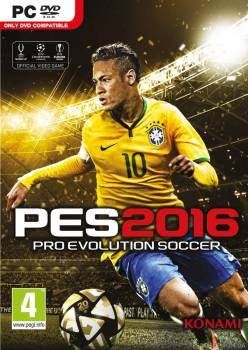 Pro Evolution Soccer 2016 STEAMRIP CRACK!